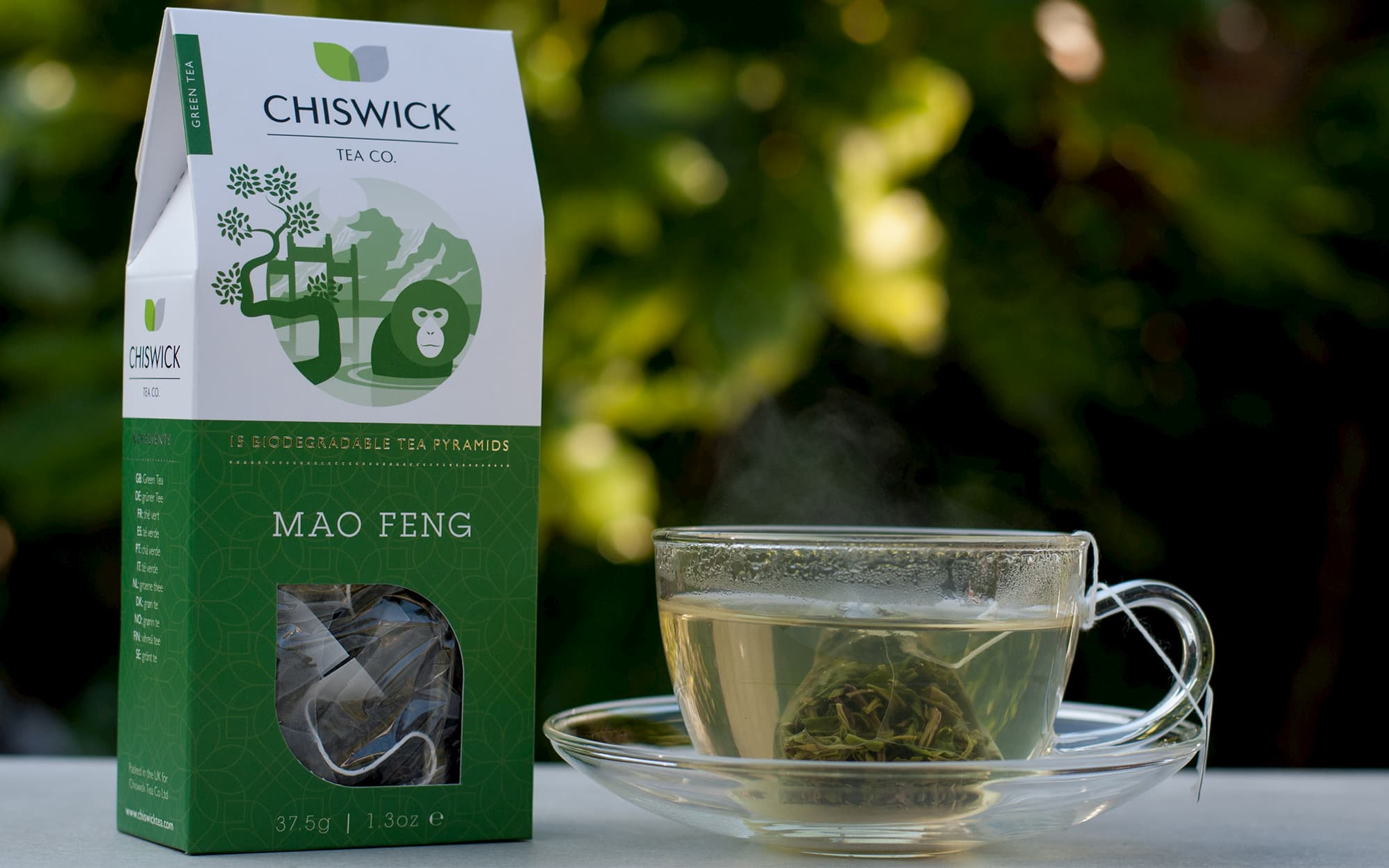 Chiswick Tea Co - Never Know Defeat