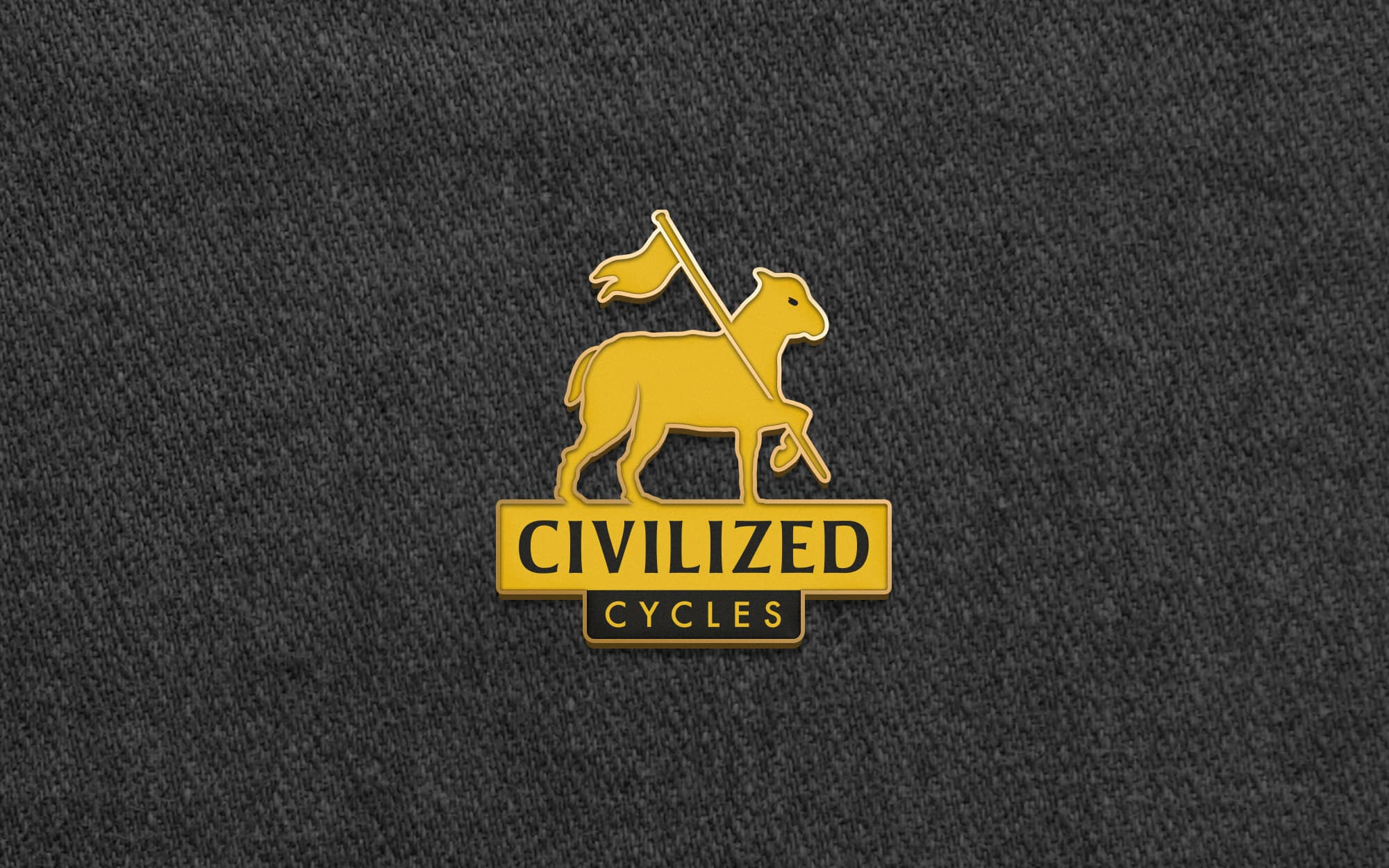 Civilized Cycles - Never Know Defeat