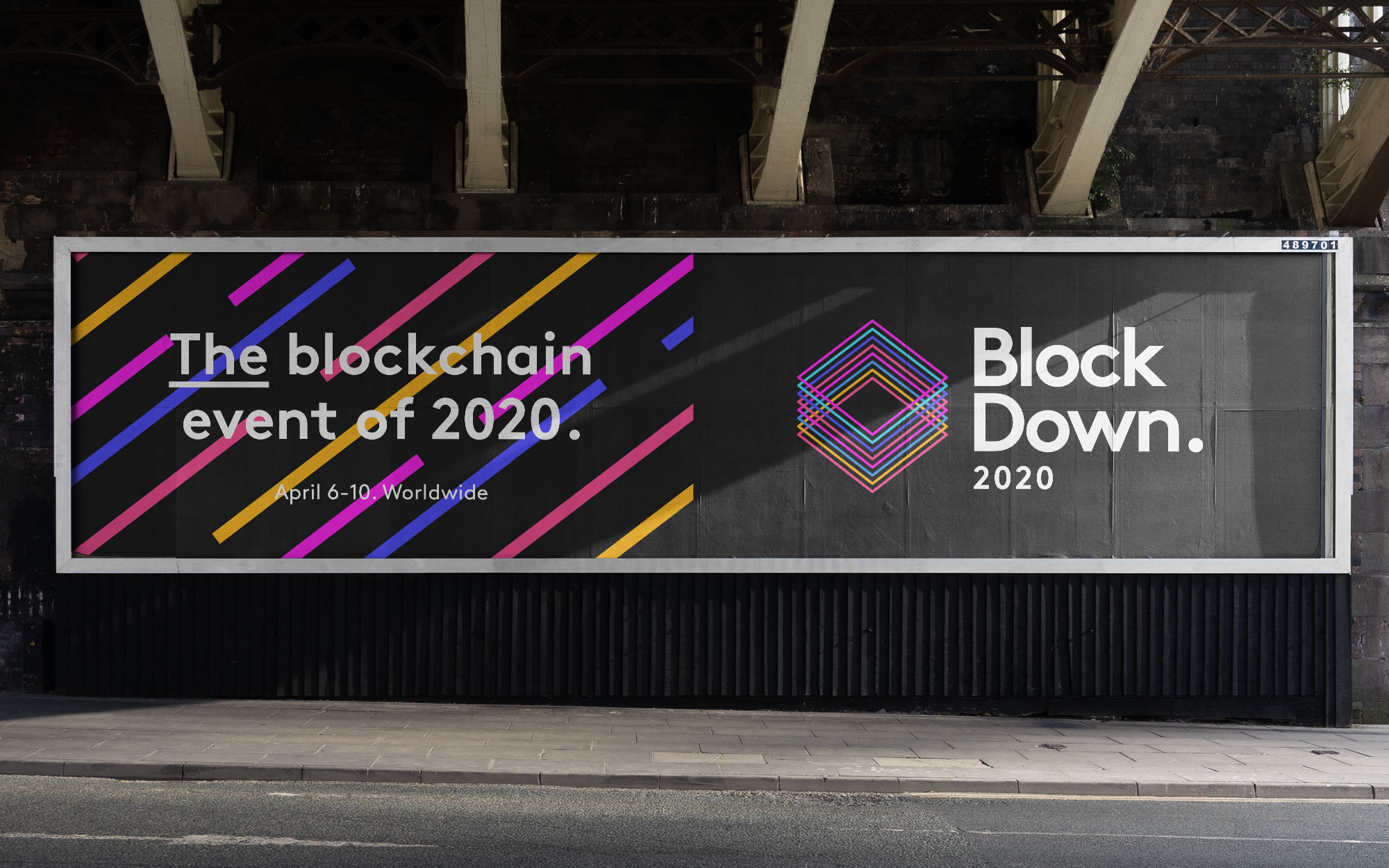 BlockDown Conference - Never Know Defeat