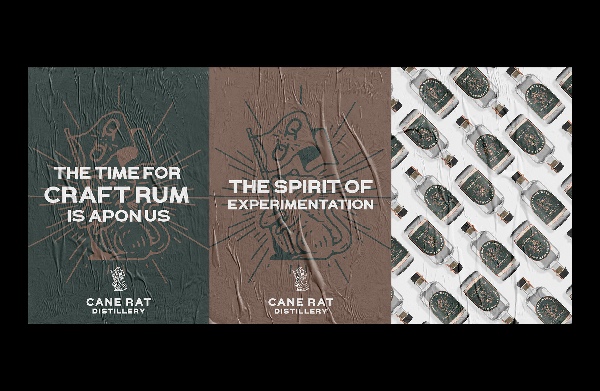 Cane Rat Distillery - Never Know Defeat